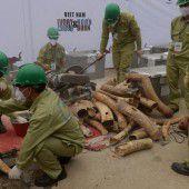 Kampf gegen Wilderei