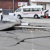 Erdbeben fordert Tote