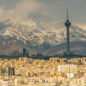 Wirtschaftsmission in den Iran