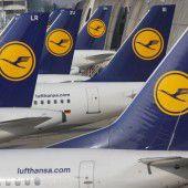 Großer Streik bei Lufthansa