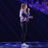 The Voice: Harderin ist eine Runde weiter