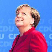 Angela Merkel will Deutschlands Kanzlerin bleiben