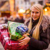 Weihnachtsgeschäft eingeläutet