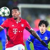 FC Bayern blamiert sich und schlittert in eine Krise