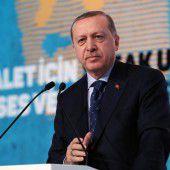 Erdogan droht EU mit Grenzöffnung