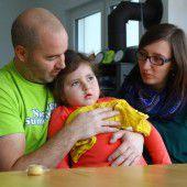 Zwei schwerstkranke Kinder