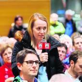 VN-Stammtisch: Engagierte Diskussion zu Ikea in Lustenau