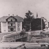vorarlberg einst und jetzt. sWolfa-Hus in Nenzing