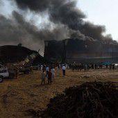 Tote: Öltanker explodiert