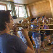 Blasmusiker wieder bei den Festspielen aktiv