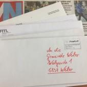 Weiler ändert die Postleitzahl