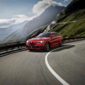 Warten hat ein Ende: Premiere des Alfa-SUV