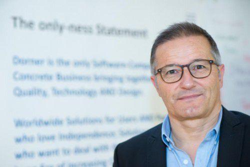 Zum Jahreswechsel zog sich Andreas Dorner als Geschäftsführer zurück. FA/DE