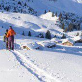 Eine Auszeit in der Ruhe der Winterlandschaft