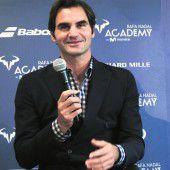 Roger Federer ist zum 14. Mal der Beliebteste