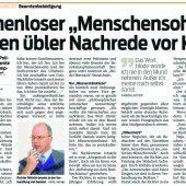 Staatsfeinde werden auch in Vorarlberg immer aktiver