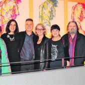 Gerd Menia präsentiert 10-Jahres-Werkschau