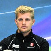 Sauber hat mit Marcus Ericsson verlängert