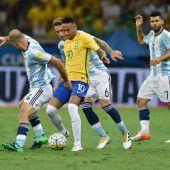 Gala von Neymar bei 3:0-Sieg über Gauchos
