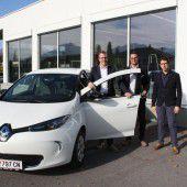 Autohaus Malin übergibt 50. Zoe für Gemeinde