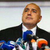Borrisow reicht Rücktritt seiner Regierung ein
