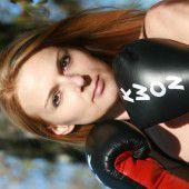 Eine Lady mit Kampfgeist