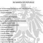 Höchstgericht bestätigt Dornbirner Bettelverbot