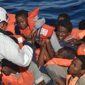 Neues Rekordhoch von Flüchtlingen in Italien