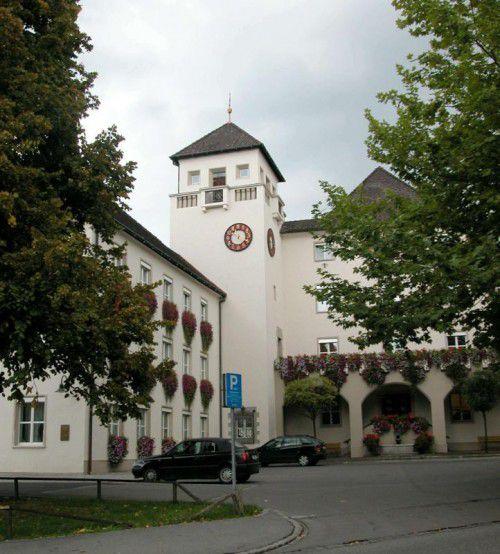 Das Rathaus ist Sitz der Stadtverwaltung, aber auch Koordinationsstelle für andere städtische Betriebe. Foto: ha