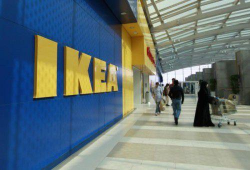 Dauert wohl noch etwas: Eröffnung Ikea Lustenau. Foto: reuters