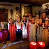 Advent in Vorarlberg stimmt auf Fest ein