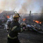 Israel fürchtet sich vor einer Feuer-Intifada