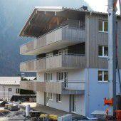 27 Wohnungen stehen vor der Fertigstellung
