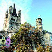 Die Stadt der Kirchen