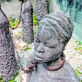Erinnerung an die Sklaverei