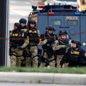 Angriff auf Universität: Polizist erschoss Täter