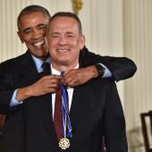 Staraufgebot bei Barack Obama im Weißen Haus