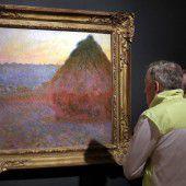Rekordpreis für Gemälde von Claude Monet erzielt