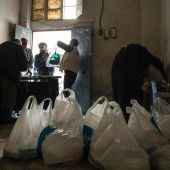 Großoffensive vertreibt Nothelfer aus Aleppo