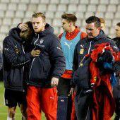 U-21-Team verpasst EM – 0:0 in Spanien zu wenig