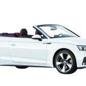 Im Frühjahr folgt das Audi A5 Cabrio
