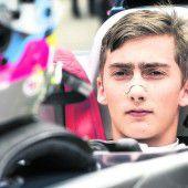 Habsburg startet beim F-3-Weltcup in Macau