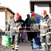 Mehr als 1100 weitere Nachbeben in Italien