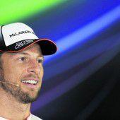 Jenson Buttons letzter Auftritt