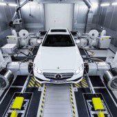 Zukunft von Mercedes am Prüfstand