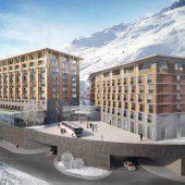 560 Zech-Fenster für Schweizer Alpen-Hotel