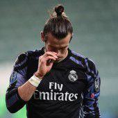 Real-Superstar Bale fällt rund zwei Monate aus