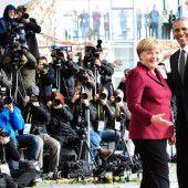 Hochkarätiges Treffen in Berlin