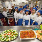 Eine kulinarische Diplomarbeit