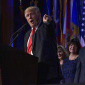 Donald Trumps Sieg sorgt für ein politisches Erdbeben